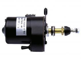Scheibenwischermotor mit Schalter (40mm Gewinde) 12V Scheibenwischermotor mit Schalter (40mm Gewinde) 12V