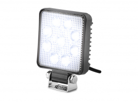 AdLuminis LED Arbeitsscheinwerfer T8409 eckig 9W  850-958Lumen OSRAM LED Temperatur Control AdLuminis LED Arbeitsscheinwerfer T8409 eckig 9 W 850-958 Lumen OSRAM LED Temperatur Control