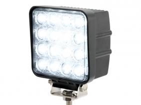 Phare de travail LED 2.880 Lumens 48 Watts 60° 10-30 Volts AdLuminis Phare de travail LED 2.880 Lumens 48 Watts 60° 10-30 Volts AdLuminis