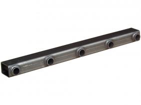 Zinkenträger für 5 Frontladerzinken standard (800mm Länge) Zinkenträger für 5 Frontladerzinken standard (800mm Länge)