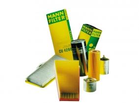BFU 700 MANN Kraftstofffilter Ersatz f.BF700x BF 700x MANN Kraftstofffilter