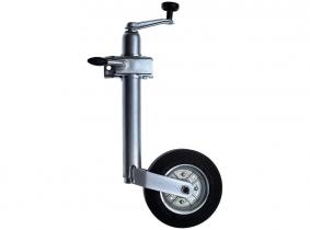 Stützrad für PKW verzinkt mit Klemmvorrichtung Stützrad für PKW verzinkt mit Klemmvorrichtung