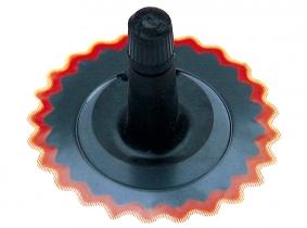 Ventilflicken TR 13 Drchm. 60mm, Länge 38mm Ventilflicken TR 13 Drchm. 60mm, Länge 38mm