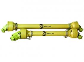 Gelenkwelle AB2 Dreieck 36/29mm 1000mm Gelenkwelle AB2 Dreieck 36/29mm 1000mm