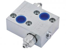 Druckbegrenzungsventil doppel für EPM Motor KPDR 210 Druckbegrenzungsventil doppel für EPM Motor KPDR 210