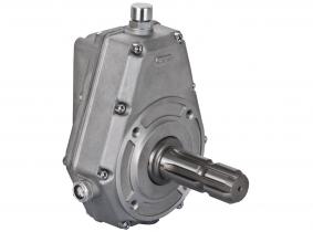 Übersetzungsgetriebe BG2 1:3,8 mit 1 3/8 6-Zahn Stummel Übersetzungsgetriebe BG2 1:3,8 mit 1 3/8 6-Zahn Stummel
