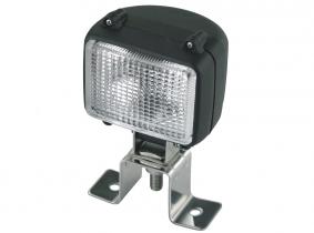 BRITAX MINI-Arbeitsscheinwerfer eckig, IP55, H3 Birne BRITAX MINI-Arbeitsscheinwerfer eckig, IP55, H3 Birne