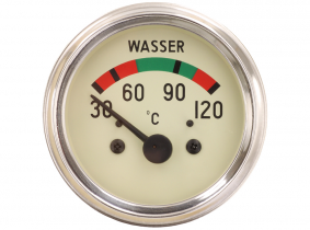 Thermometer Typ 03 elektr.-Wasserkühlung 30-120°C Thermometer Typ 03 Elektr.-Wasserkühlung 30-120°C