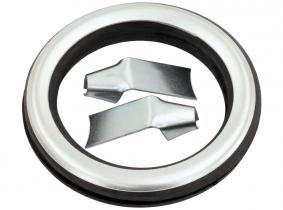 Reduzier-Adapter für Einbau-Anzeigeinstrumente 70 auf 60mm Reduzier-Adapter für Einbau-Anzeigeinstrumente 70 auf 60mm