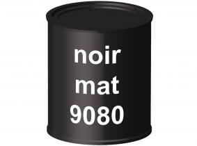 Peinture laque pour tracteur noir mat 9005 ERBEDOL, pot de 750 ml Peinture laque pour tracteur noir mat 9005 ERBEDOL, pot de 750 ml