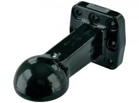 Flanschzugöse K80 Flansch 100x110mm (8 Loch M16) Flanschzugöse K80 Flansch 100x110mm (8 Loch M16)