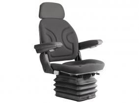 Schleppersitz ''FKS-Kabinenprofi-Luftfederung'' Stoffbezug Schleppersitz ''FKS-Kabinenprofi-Luftfederung'' Stoffbezug