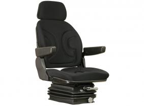 Schleppersitz ''FKS-Kabinenprofi-AGRI'' Stoffbezug Schleppersitz ''FKS-Kabinenprofi-AGRI'' Stoffbezug