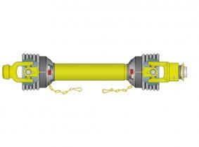 AW21-Freilaufwelle-RECHTSDREHEND 1210mm (Z34,5/41,0) WEASLER AW21-Freilaufwelle-RECHTSDREHEND 1210mm (Z34,5/41,0) WEASLER