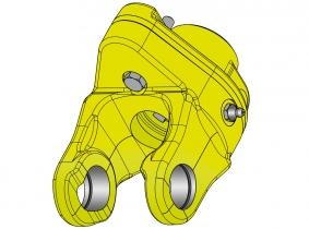 AW21/AB4 Scherbolzenkupplung 1600Nm (1 3/8'' x 6) AW21/AB4 Scherbolzenkupplung 1600Nm (1 3/8'' x 6)