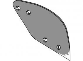 Lemken Streichblech D1 - rechts Lemken Streichblech D1 - rechts