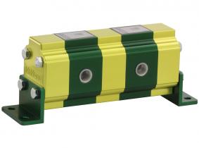RV-1D / 0,9ccm 2-fach ZM-Teiler ohne Ventil RV-1D / 0,9ccm 2-fach ZM-Teiler ohne Ventil
