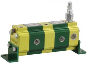 RV-1S / 0,9ccm 2-fach ZM-Teiler mit Ausgleichsventil RV-1S / 0,9ccm 2-fach ZM-Teiler mit Ausgleichsventil