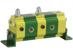 RV-1V / 0,9ccm 2-fach ZM-Teiler mit Ausgleich und Nachsaugventilen RV-1V / 0,9ccm 2-fach ZM-Teiler mit Ausgleich und Nachsaugventilen