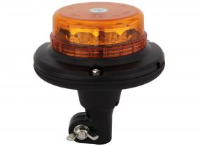 AdLuminis LED-Micro-Rundumleuchte mit flexiblem Fuß