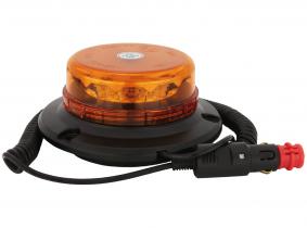 AdLuminis LED-Micro-Rundumleuchte mit Magnetfuß bis 100 km/h Fahrgeschwindigkeit