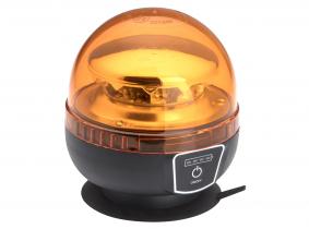 AdLuminis LED Akku Rundumleuchte mit Fernbedienung und Magnetfuß AdLuminis LED Akku Rundumleuchte mit Fernbedienung und Magnetfuß