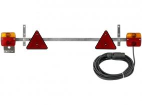 AdLuminis Stangenleuchte (1m - 1,6m) ausziehbar mit 7,5m Kabel AdLuminis Stangenleuchte (1m - 1,6m) ausziehbar mit 7,5m Kabel