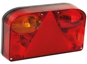 AdLuminis Anhänger-Rückleuchte STECKER LINKS 4-Funktionen AdLuminis Anhänger-Rückleuchte STECKER LINKS 4-Funktionen