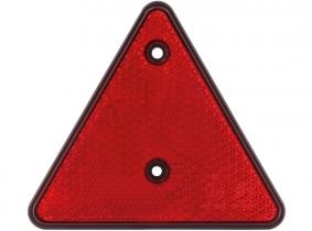 AdLuminis Dreieck-Rückstrahler mit 2 Löchern H135mm / B150mm AdLuminis Dreieck-Rückstrahler mit 2 Löchern H135mm / B150mm