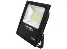 AdLuminis SMD LED Fluter flach 100W Tagweiß 7400 Lumen AdLuminis SMD LED Fluter flach 100W Tagweiß 7400 Lumen