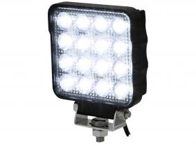 AdLuminis LED Arbeitsscheinwerfer T5148 25 Watt eckig