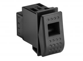 FKS Trailer Rocker-Schalter Typ 2 Einstufenschalter Schließer (einfach) 32001 FKS Trailer Rocker Schalter Typ 2 Einstufenschalter Schließer (einfach) 32001