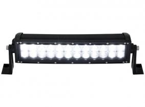 AdLuminis OSRAM LED Light Bar TLB 3072XHL 5760 Lumen Curve Design AdLuminis 72W OSRAM LED Curve Barlight  TLB 3072XHL Alu (12'') 10-30V