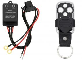 AdLuminis Funkfernbedienung 1-fach (Sender/Empfänger) 10-30V AdLuminis Funkfernbedienung 1-fach (Sender/Empfänger) 10-30V