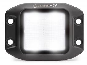 Phare de travail LED 4.800 Lumens 40 Watts pour intégration Flood AdLuminis Blackline Phare de travail LED 4.800 Lumens 40 Watts pour intégration Flood AdLuminis Blackline