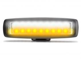 LED Warnleuchte Notfall Warnblinklicht + LED Light Bar 18 W 1890 lm AdLuminis Blackline LED Warnleuchte Notfall Warnblinklicht + LED Light Bar 18 W 1890 lm AdLuminis Blackline