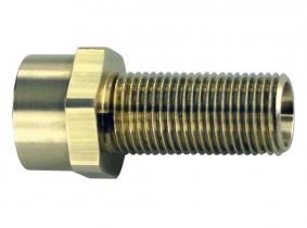 Schottstutzen mit Innengewinde und Konus M16x1,5mm Schottstutzen mit Innengewinde und Konus M16x1,5mm