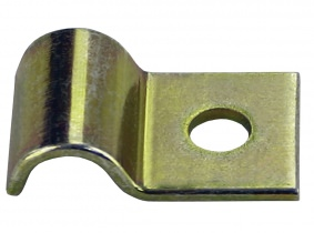 Befestigungsschelle passend für Rohr 6mm Befestigungsschelle passend für Rohr 6mm