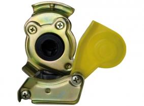 Kupplungsköpfe mit Ventil Bremsleitung M22x1,5 Kupplungsköpfe mit Ventil Bremsleitung M22x1,5