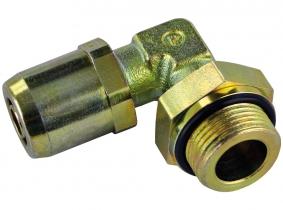 WIRA Einschraubsteckverbinder gewinkelt Rohrgröße 6x1 Gewinde M12x1,5 WIRA Einschraubsteckverbinder gewinkelt Rohrgröße 6x1 Gewinde M12x1,5
