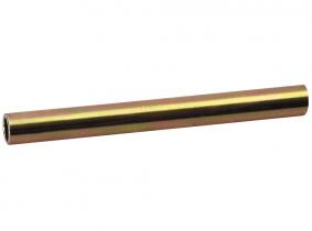 6x1mm, verzinkt Hochdruckrohr DIN 2391/C St.37.4 100cm 6x1mm, verzinkt Hochdruckrohr DIN 2391/C St.37.4 100cm