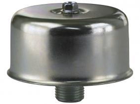 """Einschraubbelüfter CBA 11 B02 mit Filter, 1/4"""", 47mm Drchm. Einschraubbelüfter CBA 11 B02 mit Filter, 1/4"""", 47mm Drchm."""