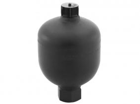 Membranspeicher 40bar/0,6L mit Drosselventil Membranspeicher 40bar/0,6L mit Drosselventil