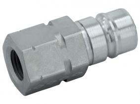 "Hydraulik-Stecker (Pilzventil) G 1/4""IG (BG2) Hydraulik-Stecker (Pilzventil) G 1/4""IG (BG2)"