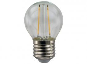 AdLuminis LED-Filament Mini Globe G45 klar 2W E27 AdLuminis LED-Filament Mini Globe G45 klar 2W E27