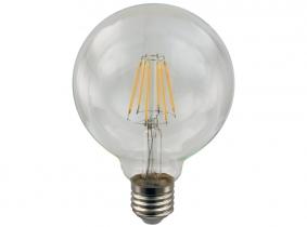 AdLuminis LED-Filament Globe G95  klar 2W E27 AdLuminis LED-Filament Globe G95  klar 2W E27