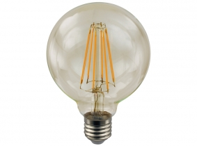 AdLuminis LED-Long-Filament Amber G95 goldfarben 2W E27 AdLuminis LED-Long-Filament Amber G95 goldfarben 2W E27
