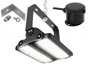 AdLuminis LED Hallenstrahler dimmbar 150W mit Bewegungsmelder AdLuminis LED Hallenstrahler dimmbar 150W mit Bewegungsmelder