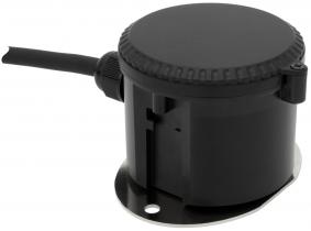 Mikrowellen Bewegungsmelder mit Dimmerfunktion und Befestigungsplatte schwarz Mikrowellen Bewegungsmelder mit Dimmerfunktion und Befestigungsplatte schwarz