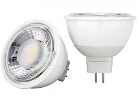 AdLuminis MR16 LED SMD Reflektorlampe AC/DC 12V 4W 350 Lumen dimmbar AdLuminis MR16 LED SMD Reflektorlampe AC/DC 12V 4W 350 Lumen dimmbar